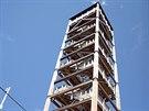 Vyhlídková věž na Haidelu