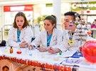 Masarykova střední škola chemická zve na den otevřených dveří