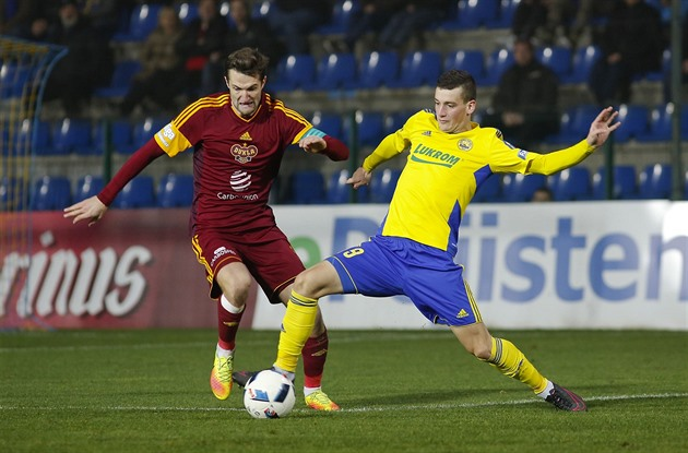 Dukla will höher spielen als letztes Jahr. Inspiration ist Zlín, sagt Kapitän Hanousek