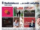 Audioknížky z Radiotéky potěší každého, třeba i pod stromečkem