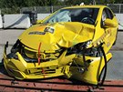 Crashtest Honda Civic
