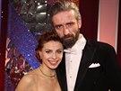 Roman Zach a Andrea Třeštiková ve StarDance VIII