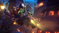 Mean Streets of Gadgetzan - cinematic trailer