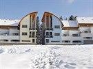 Lednové pobyty na Lipně lákají na lyžování a dobré ceny
