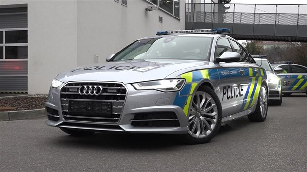 K Policii Nastoupila Nejrychlejší Auta Audi S Však Piráty Lovit - Audy auto