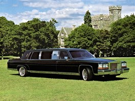 Cadillac Trump Golden Series Limousine