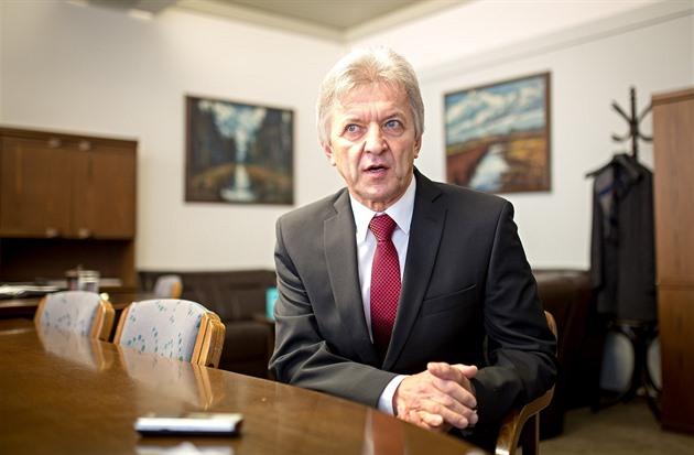 Ředitel třeboňských lázní Milan Kramárik.