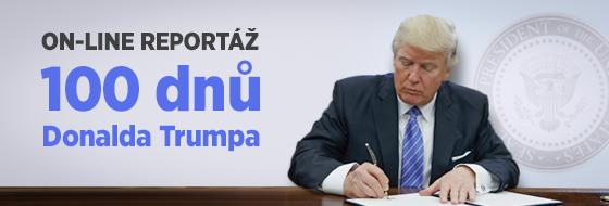 100 dnů Donalda Trumpa