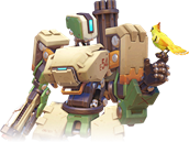 Bastion ze hry Overwatch
