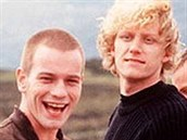 Z filmu Trainspotting