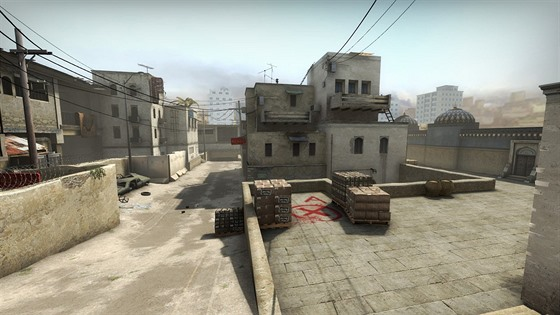 Dust 2 v Counter-Strike: Global Offensive