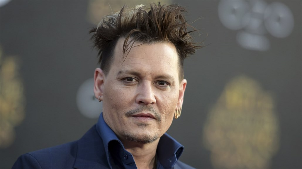 Johnny Depp (Los Angeles, 23. května 2016)