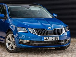 Škoda Octavia po faceliftu