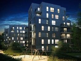 Projekt Rezidence Park Masarykova uspokojí nejnáročnější požadavky na současné moderní bydlení.