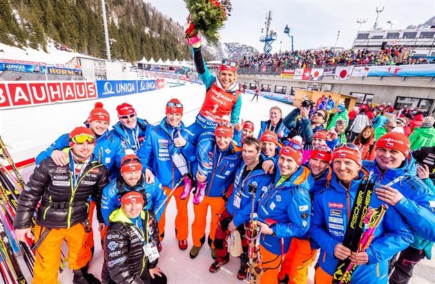COMENTÁRIO: o campeonato de biathlon mais bem sucedido. E o que vem depois?