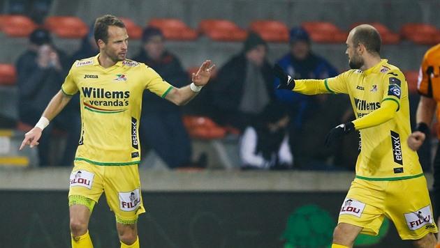 Drozehnal golpeó Bélgica y decidió ganar Ostende