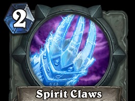 Spirit Claws