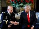 Nově jmenovaný národní bezpečnostní poradce amerického prezidenta generál H. R. McMaster. (20. 2. 2017)