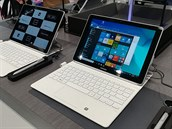 Nové tablety s Windows 10 Samsung Galaxy Book