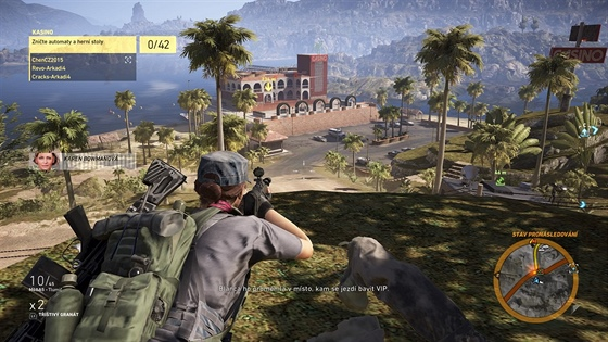 Tom Clancy ́s Ghost Recon Wildlands