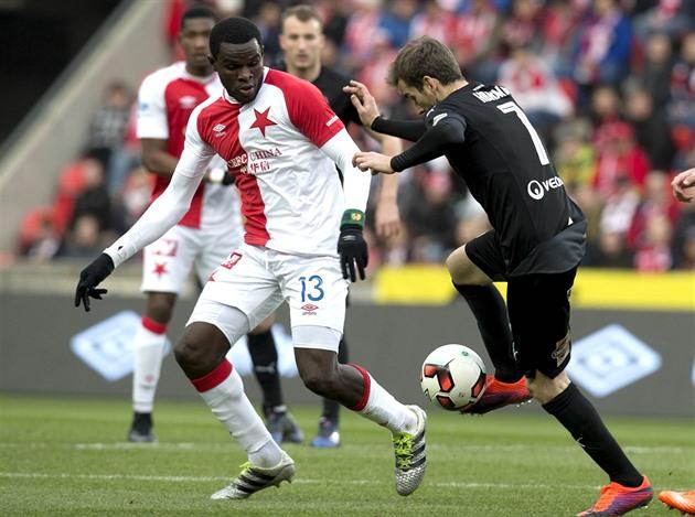 Slavia o Pilsen? Los, matemática o lesión antes de la liga