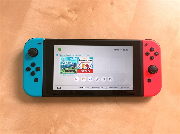 Konzole Nintendo Switch