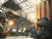 Mapa Killhouse z Call of Duty: Modern Warfare Remastered