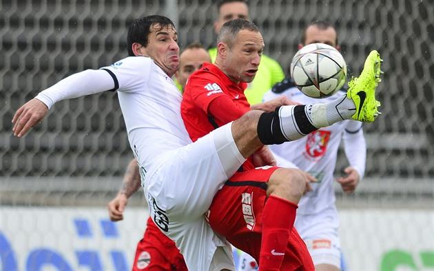 El fútbol de Brno de otro veterano no perderá. Me quedo, dice Polak