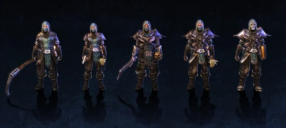 Necromancer z Grim Dawn