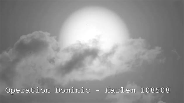 Operation Dominic - Harlem 108508