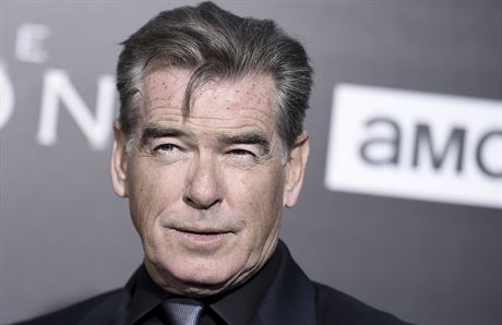 Pierce Brosnan (Los Angeles, 3. dubna 2017)