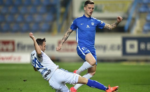 Zlínský Pazdera: El triunfo en la liga nos ayudará antes de la final de la copa