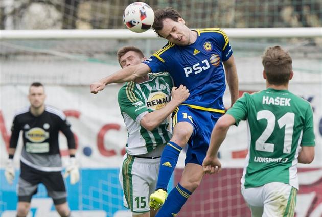 Bohemians – Jihlava 1: 0, Hašek treinou a estréia de Kabajev