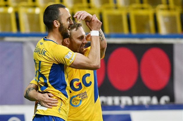 Teplice – Liberec 3: 1, casa depois de vencer continua a Taças da Europa