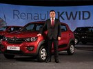 Renault Kwid a Carlos Ghosn