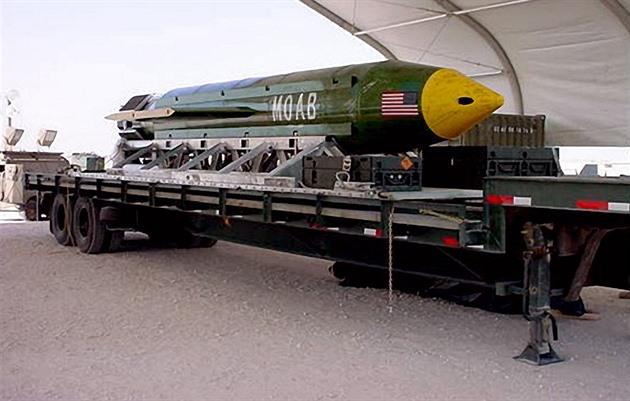 Výsledek obrázku pro matka všech bomb