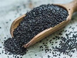 V semínkách bazalky se po namočení do vody uvolní antioxidanty a zažívací...
