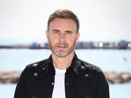 Gary Barlow (Cannes, 3. dubna 2017)