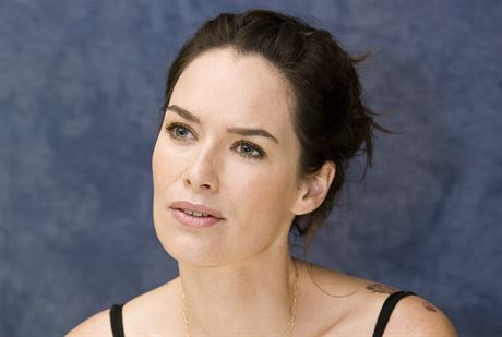 Lena Headey (Hollywood, 18. září 2008)