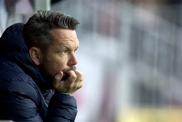 Horváth meninggalkan Pilsen setelah sembilan tahun. Ini adalah pelatihan untuk Sokolov