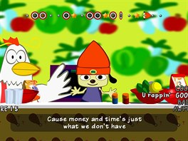 PaRappa The Rapper: Remastered