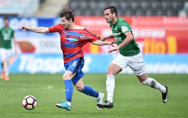 Jablonec – Pilsen 2: 2, los invitados liderados por dos goles, alternando Dolezal en comparación