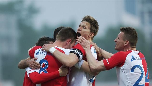 Slavia tiene el título en sus manos después del fracaso de Pilsen, Sparta anotó el lleno