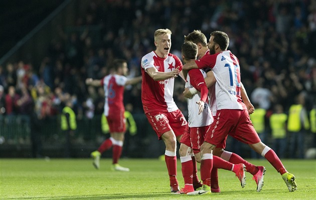 Él no quería que gritara el título para Slavia, Siekora elogió a la fiesta