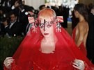Katy Perry na Met Gala (New York, 1. května 2017)