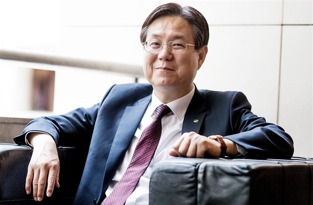 Lee Kwan-sup, prezident Korea Hydro & Nuclear Power
