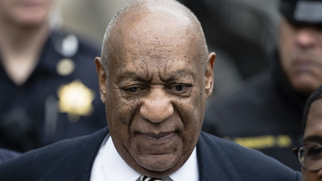Bill Cosby (Norristown, 3. dubna 2017)
