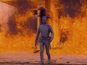 Terminator 2 v enginu Grand Theft Auto 5