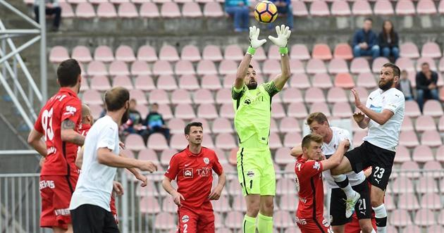 Brno – Plzeň 0: 1, Krmenčík salvó la oportunidad en el tiempo establecido
