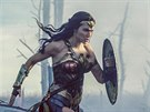 Gal Gadotová ve filmu Wonder Woman (2017)